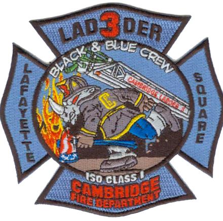 New York City Fire Dept Engine 18 Patch